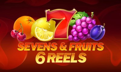 fruits and sevens слот