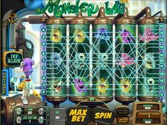 играть онлайн Monster Lab