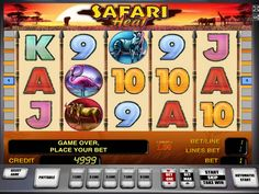 играть Safari Heat онлайн бесплатно